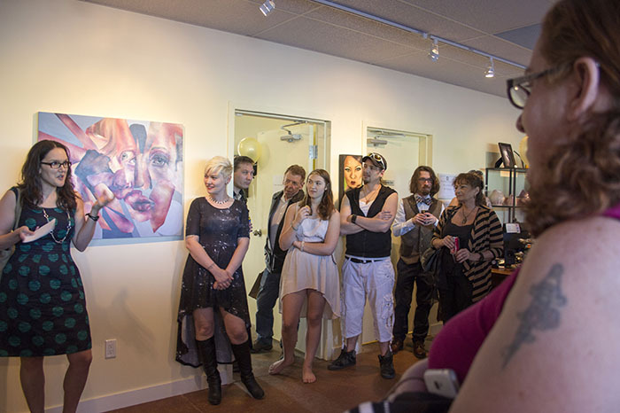 8 Gallery Opening Tips for Artists