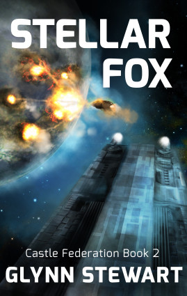 Stellar Fox (Castle Federation Book 2) Cover