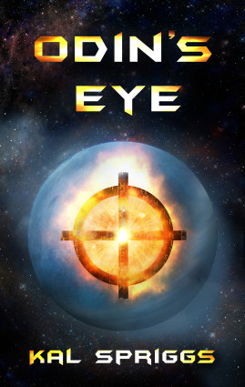Odin's Eye (Fenris Unchained Book 2) Cover